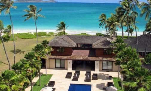Alii O Kailua – $8,000 – $9,800/Night