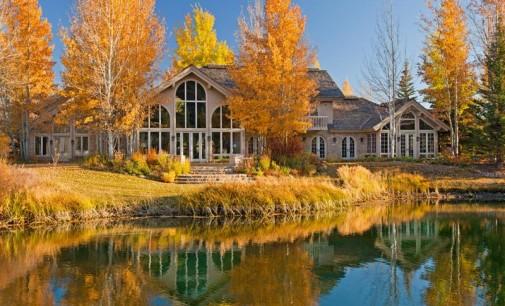 Teton Pines Estate – $7,650,000