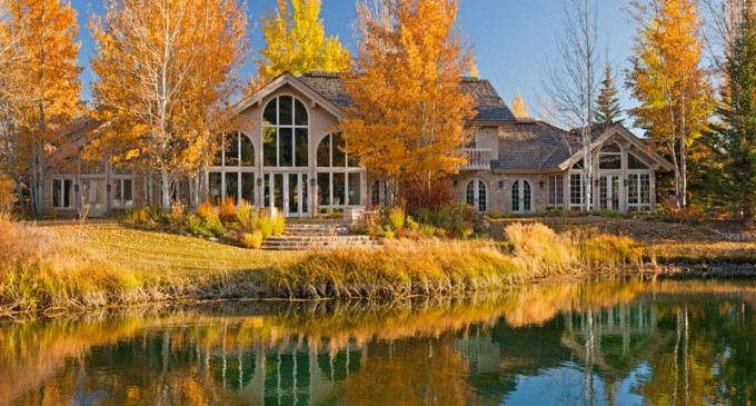Teton Pines Estate – $7,650,000