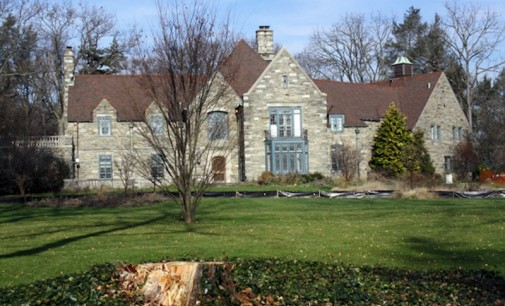 86 Year Old Merion Mansion Coming Down