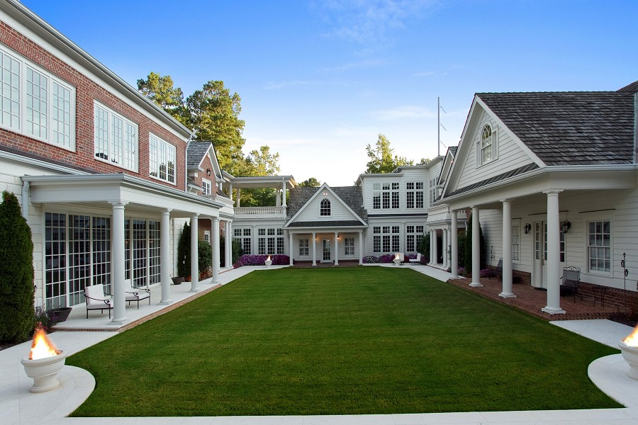 Classic Bill Harrison Designed Estate Sold Pricey Pads