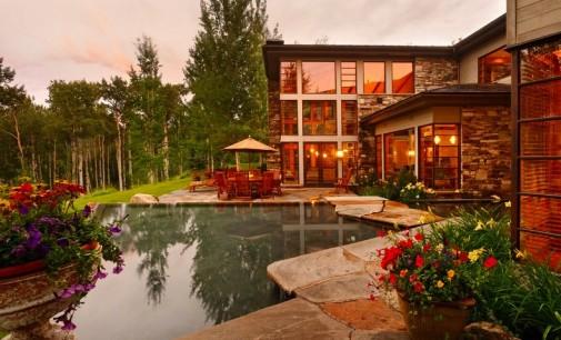 Contemporary Mountain Estate – $14,995,000