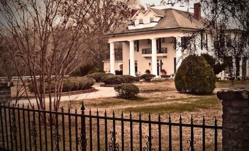 Historic Mansion Destroyed by Fire