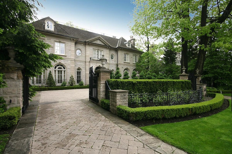 Spectacular Forest Hill Estate 8 995 000 Pricey Pads