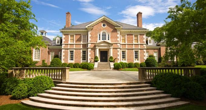 Stately Buckhead Home – $10,500,000