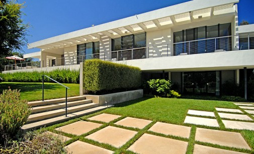 Take a look at Jennifer Aniston's New Mansion