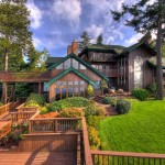 Custom Built Lodge-Like Home – $3,555,000
