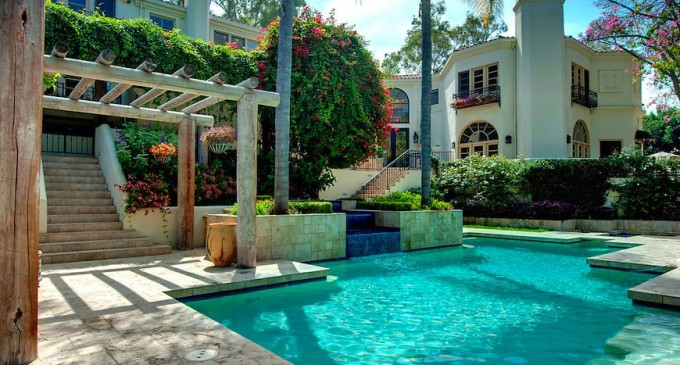 Exquisite Mediterranean Estate – $19,950,000