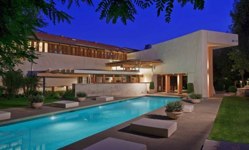 Pricey Pads Beverly Hills