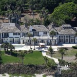 Tiger Woods' ex-wife Elin Nordegren Demolished $12 Million Mansion