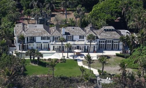 Tiger Woods' ex-wife Elin Nordegren Demolished $12 Million Mansion