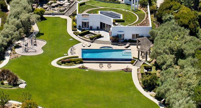 Modern Woodside Home – $14,800,000