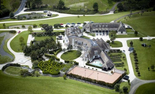High End Cars Seized from Megaupload Founder's Mansion