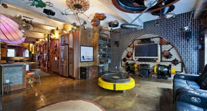 Retro Industrial Apartment – $1,750,000