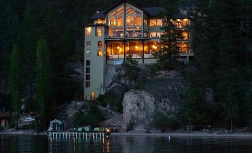Tranquility on Lake Okanagan – $4,444,444