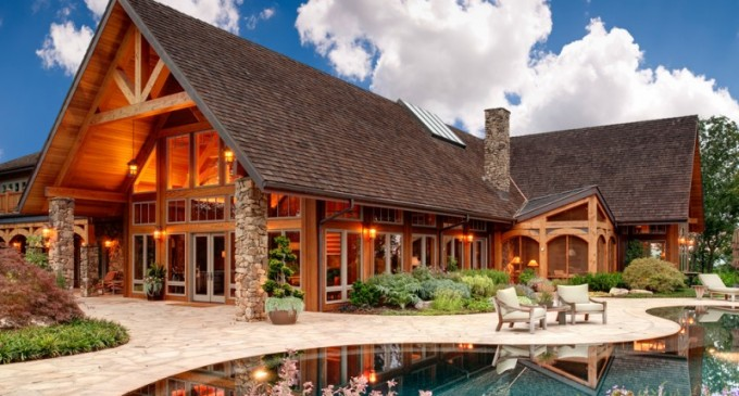 Colorado Style Mountain House 6 900 000 Pricey Pads