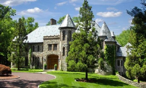 Old World Stone Manor – $15,750,000