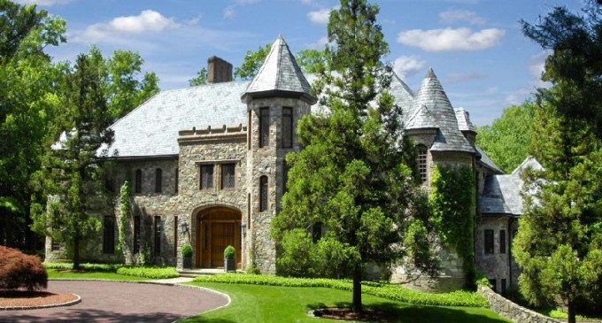 Old World Stone Manor – $15,750,000