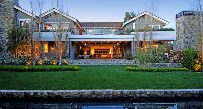 Contemporary Farmhouse – $15,750,000