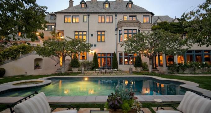 Stately English Tudor – $6,920,000