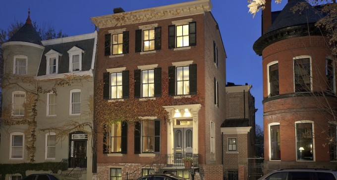 Historic Federal Townhouse – $6,500,000