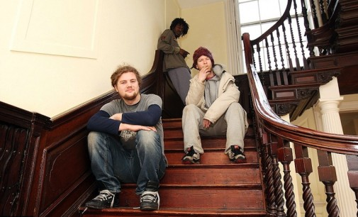 Squatters take over £3m Mansion