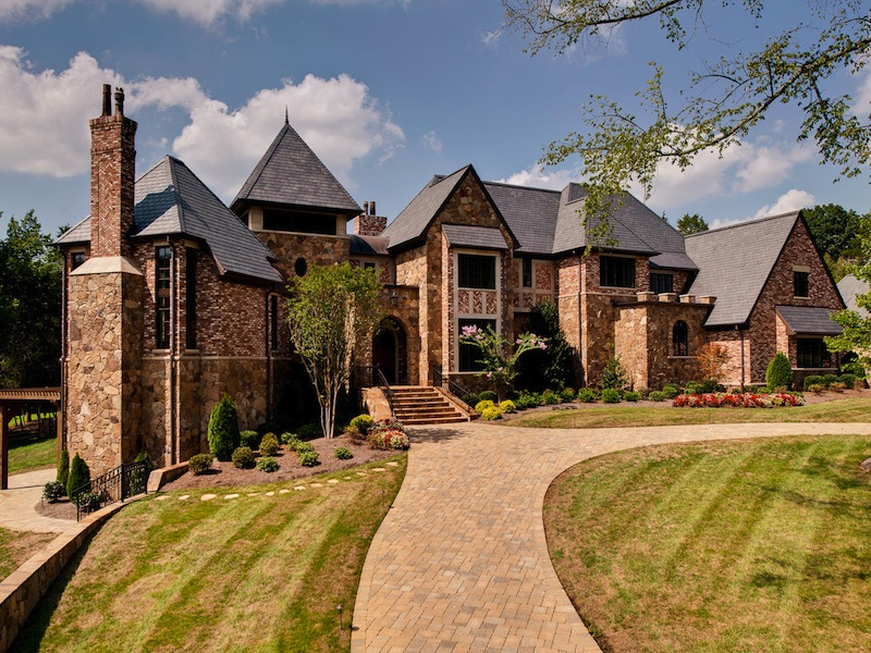 Unique charlotte estate 5 999 000 for The charlotte house