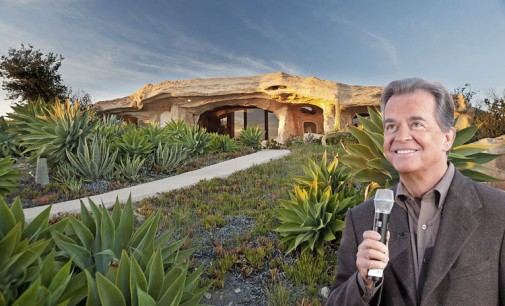 Dick Clark lists his Flintstone Malibu Estate