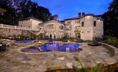 Hines Ward's Mediterranean Estate – $7,500,000