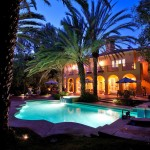 Exquisite Mediterranean Estate – $11,500,000