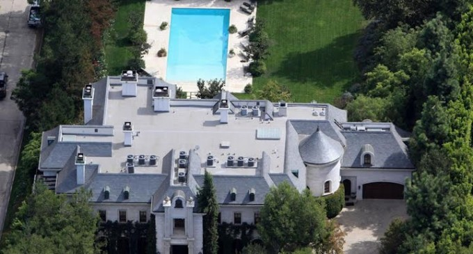 Sophisticated French Chateau – $23,900,000