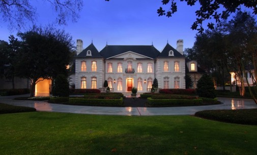 Magnificent French Chateau – $11,900,000