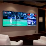 Decked Out Media Room