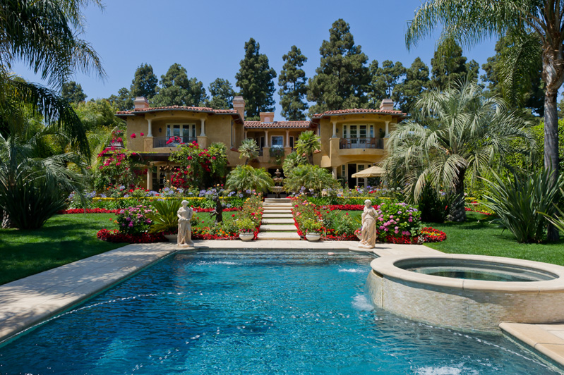 Glorious Beverly Hills Estate 16 500 000 Pricey Pads