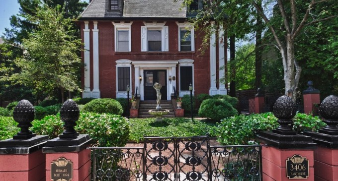 Historic Compton Heights Home – $875,000