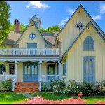 Historic Carpenter Gothic Victorian – $649,000