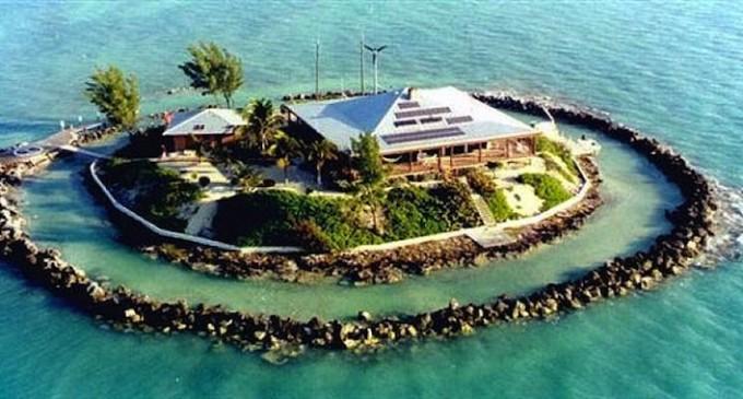 East Sister Rock Island – $9,900,000