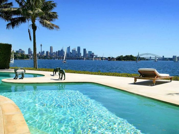 Point Piper Waterfront Price Upon Request Pricey Pads