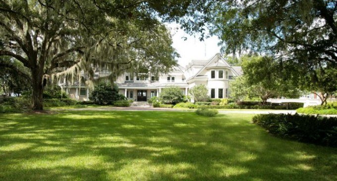 St. Johns River Estate – $5,500,000