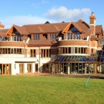 Squatters take over £7.5m mansion