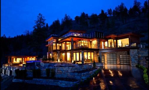 Brand New Kelowna Estate Heading to Auction