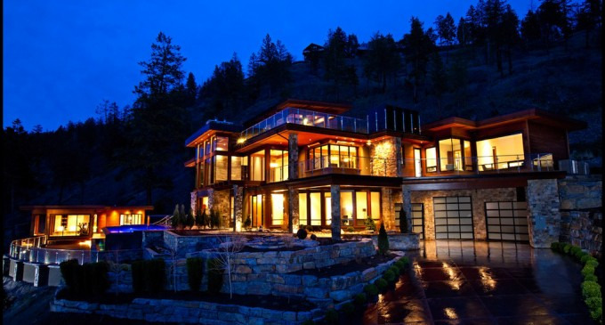 Brand New Kelowna Estate Heading to Auction