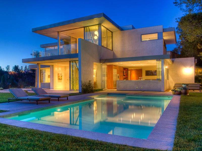 Private Beverly Hills Estate 9 750 000 Pricey Pads