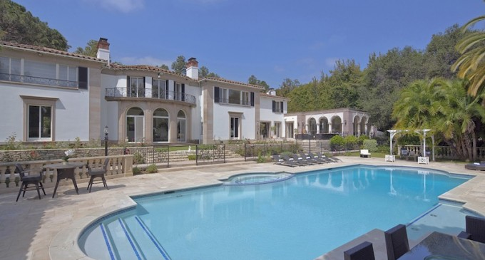 Beverly Hills Mansion – $24,500,000