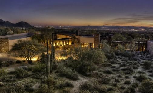 Spectacular Desert Estate – $4,000,000