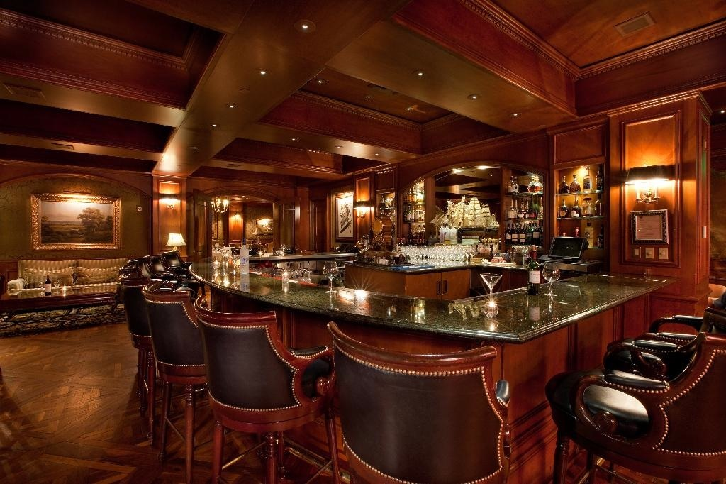 Man Cave Las Vegas : The mansion at turnberry place  pricey pads