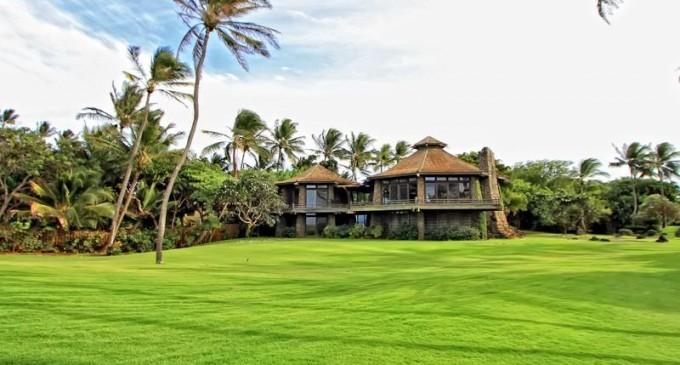 3.5 Acre Maui Paradise – $10,500,000