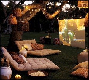 Backyard Movies Never Looked So Good