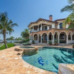Magnificent Waterfront Home – $8,750,000
