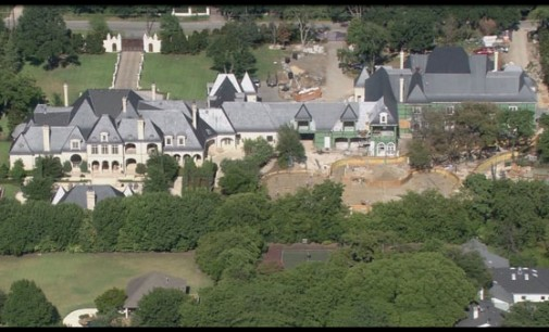 Texas Dentist Adding Water Park to Mansion